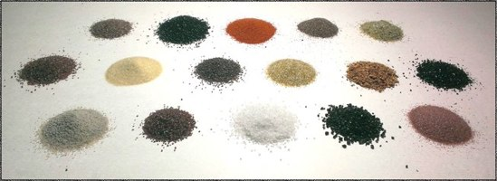 Blast Abrasive Products